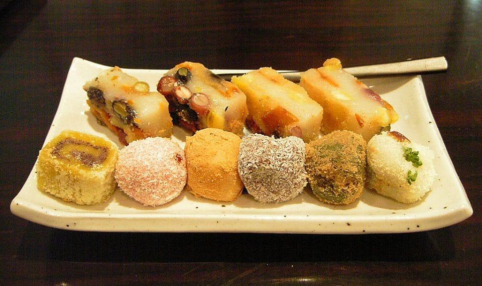Tteok: Korean rice cakes