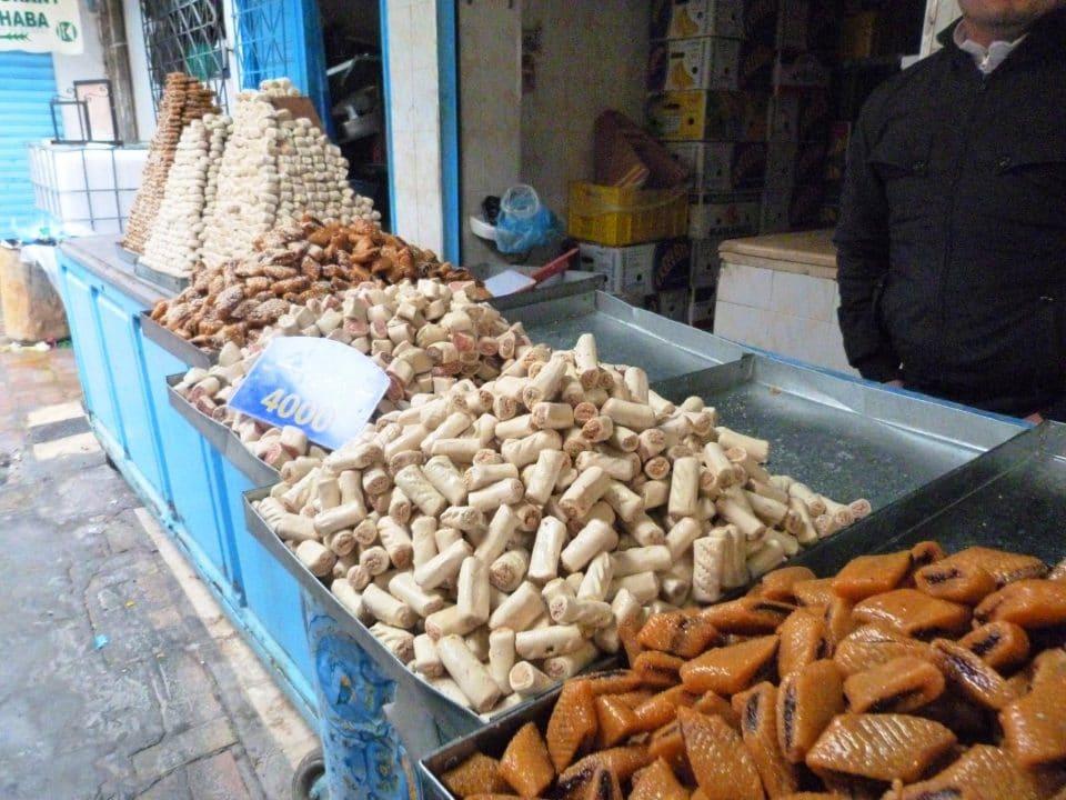 Tunisian Makrouth