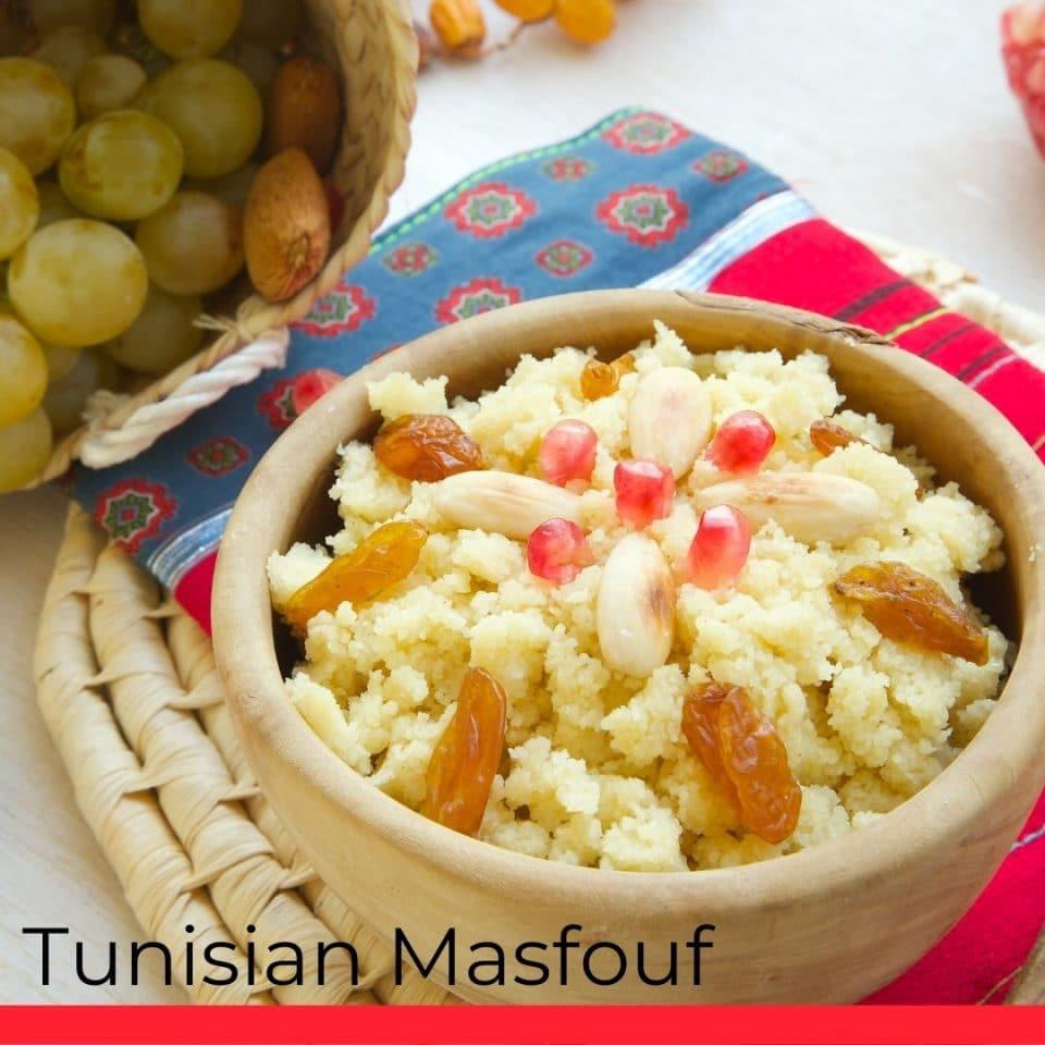 Tunisian Masfouf
