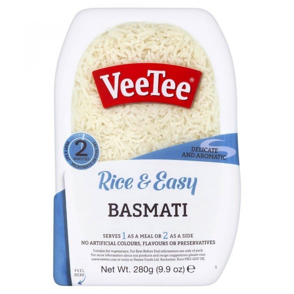 VeeTee Rice & Tasty Basmati