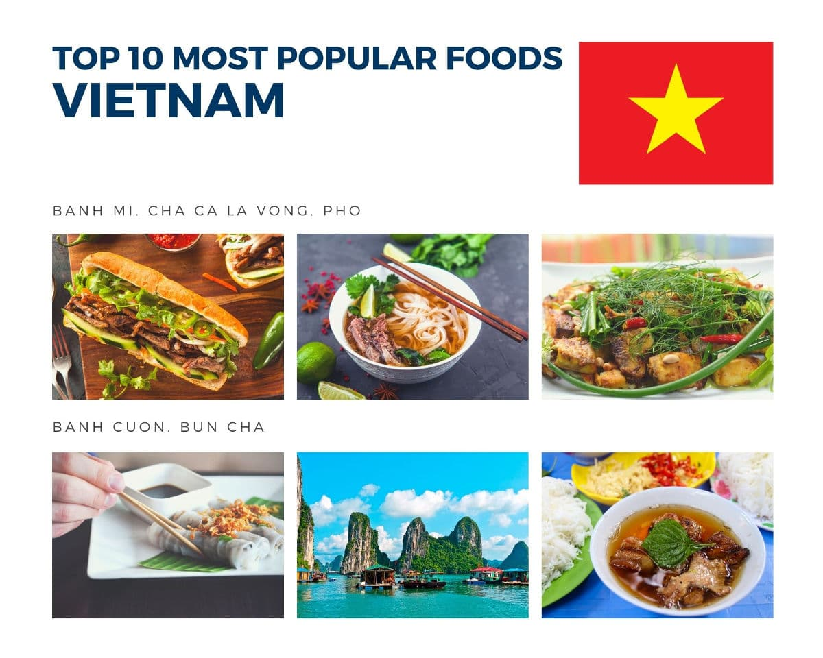 Top Vietnamese Foods