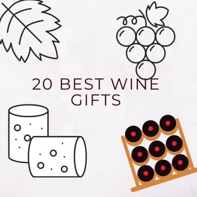 20 Best Gifts for Wine Lovers