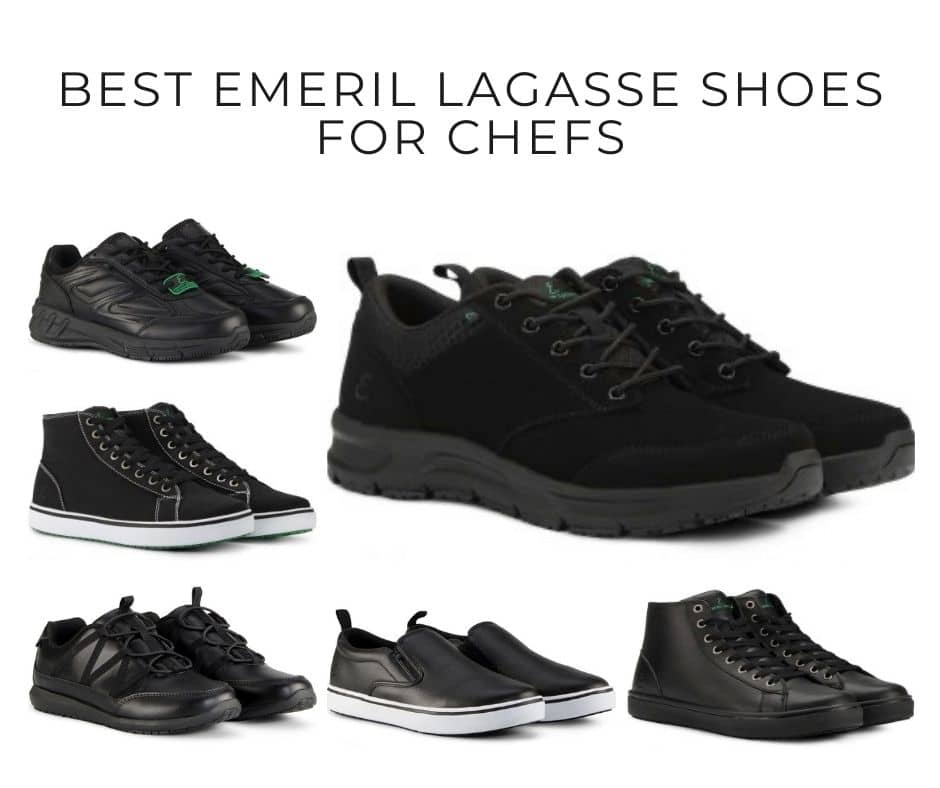 Best Emeril Lagasse Shoes for Chefs