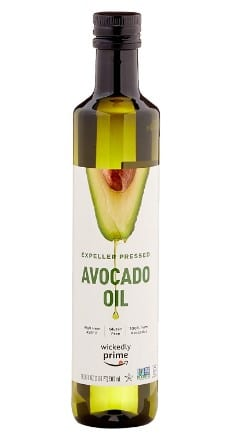 Wickedly Prime Avocado Oil For Cooking