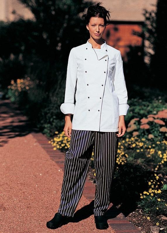 Women's Traditional Chef Coat