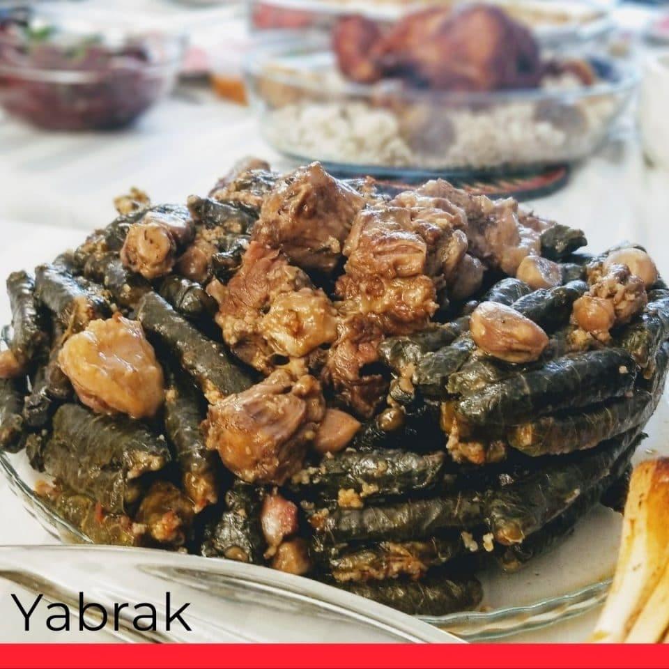 Yabrak