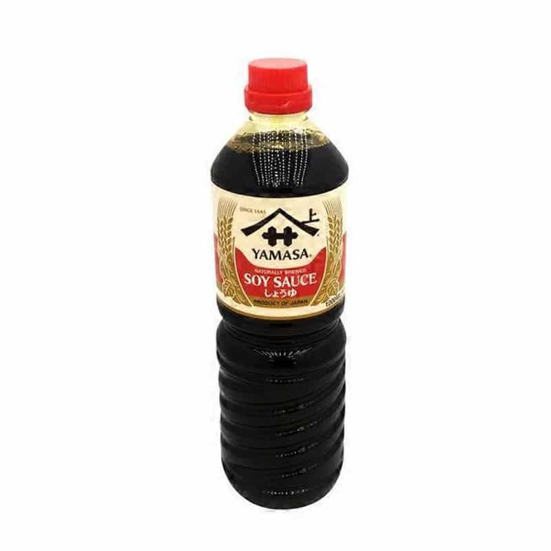 Yamasa Soy Sauce (34 fl. oz) - Japanese Soy Sauce