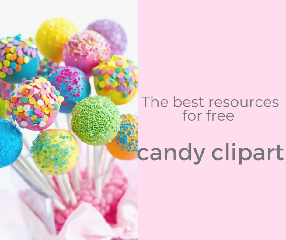The best resources for free candy clipart
