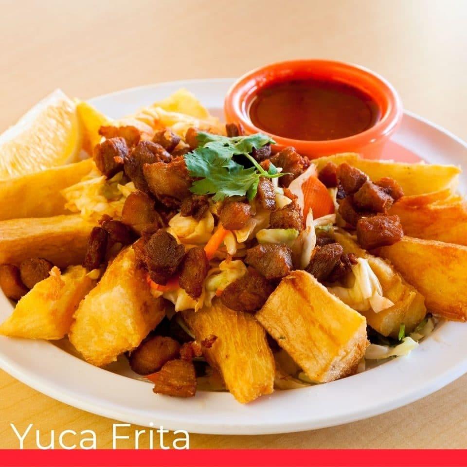 Yuca Frita