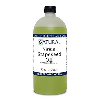 Zatural Virgin Grapeseed Oil
