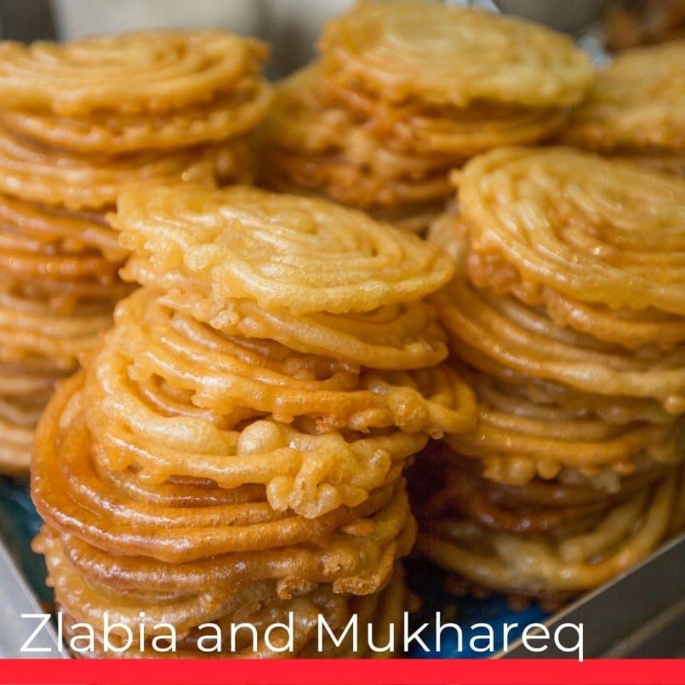 Zlabia and Mukhareq