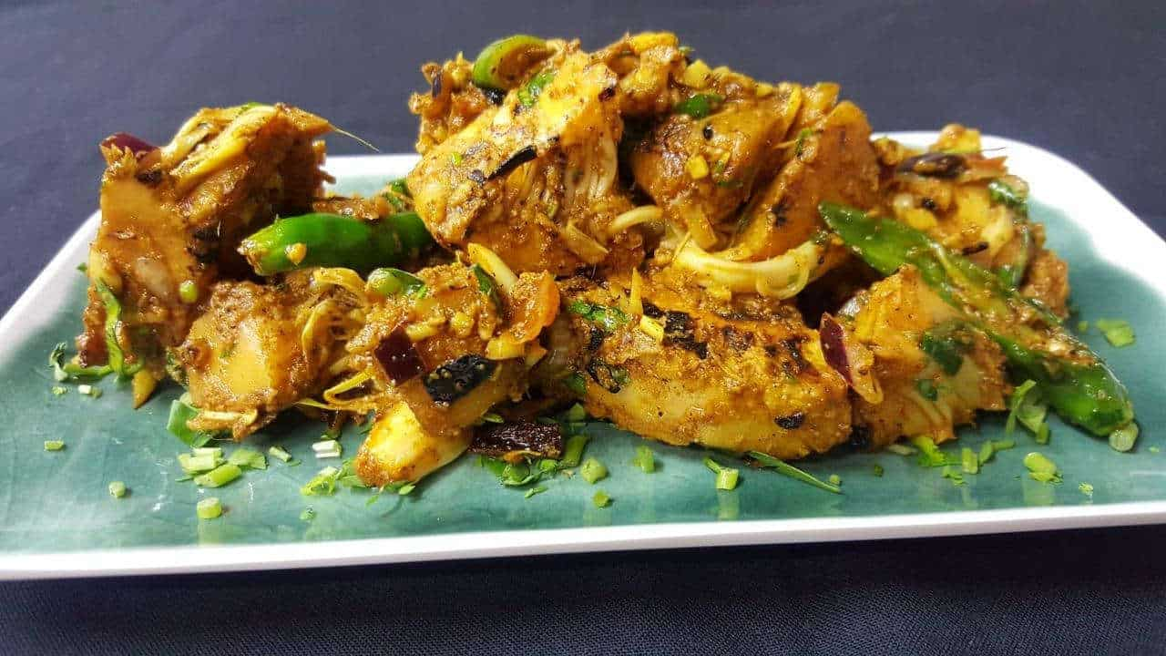 Duck Choila Recipe by Chef Binod Baral