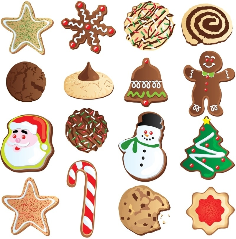 Cookie Free Clipart Clipart Kid