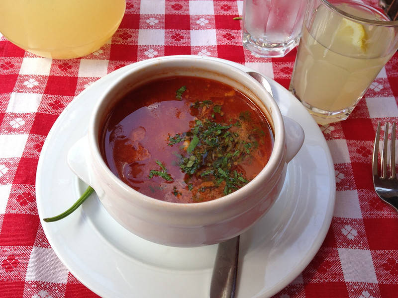 Romanian Soup