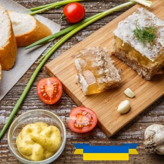 Holodets (Ukrainian Aspic)