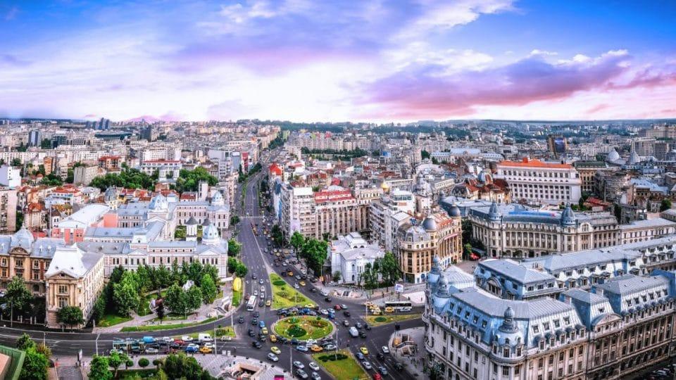 Bucharest; Photo credit: ibishotels.ro