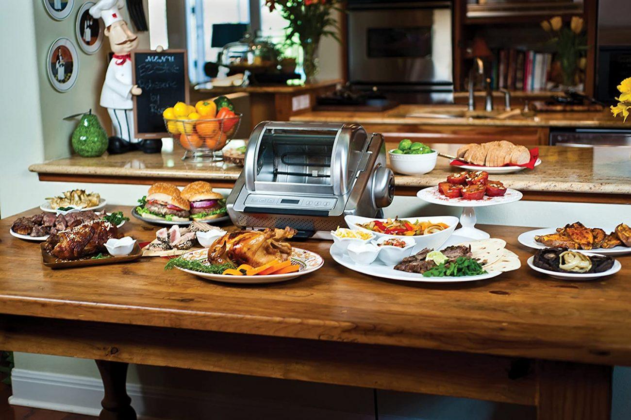 Best 10 Rotisserie Ovens