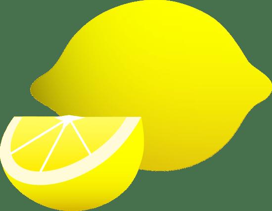 Lemon; Clip Art credit to sweetclipart.com