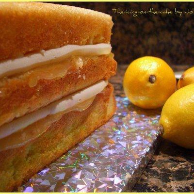 Lining Cake