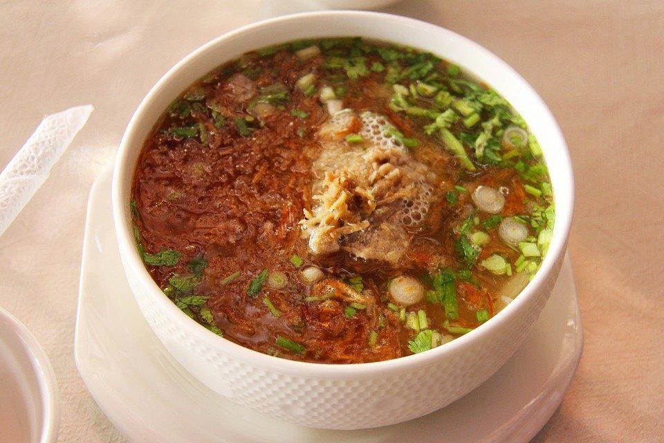 Fish Soup - Bors de Peste