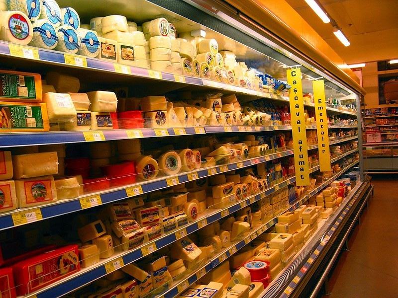 Romanian Cheeses