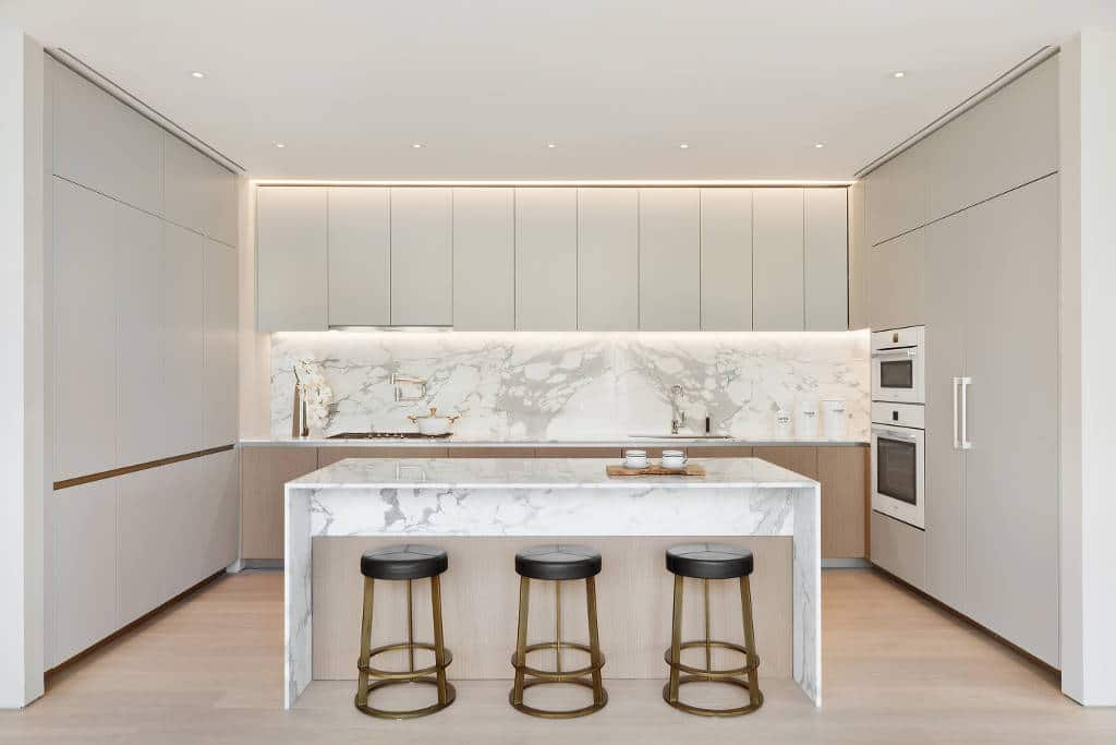 Amazing White Kitchen